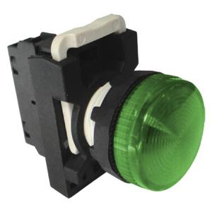 Billede af Grøn signallampe 24V AC/DC