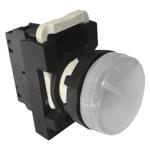 Billede af Hvid signallampe 230V AC/DC