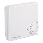 Billede af Rumtemperaturregulator med intern føler varme/køle med 2x0-10V udgange.