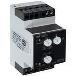 Billede af Elektronisk termostat til DIN skinne. Styrespænding 24V/DC