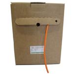 Billede af Netværkskabel CAT 7a | 200m praktisk afrulle kasse