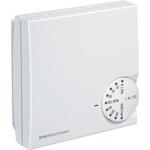 Billede af Elektronisk hygrometer til vægmontering. 2 omskifter 24V, 0-10V udgangssignal
