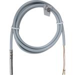 Billede af PT100 Kabelføler ø6x50mm Måleområde: -35...+105 °C | 10m kabel | 4 wire