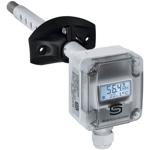 Billede af Universal fugt-  temperaturføler | display | kanal | 2 x 0-10V | IP65