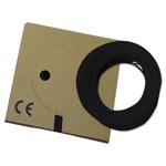 Billede af Monteringsledning sort 0,5-16 mm²
