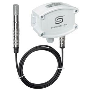 Billede af Fugtføler   kabel   4-20mA   udskiftelig sensor   Høj nøjagtighed ± 1,8%