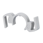 Billede af Låseclips til IP67 stik - farve lysgrå. Pris er for en pose med 5 stk.