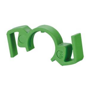 Billede af Låseclips til IP67 stik - farve grøn. Pris er for en pose med 5 stk.