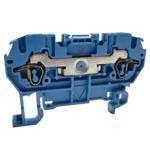 Billede af 1SNA290023R2100 blå fjederklemme 2,5 mm² D 2,5/5.2L
