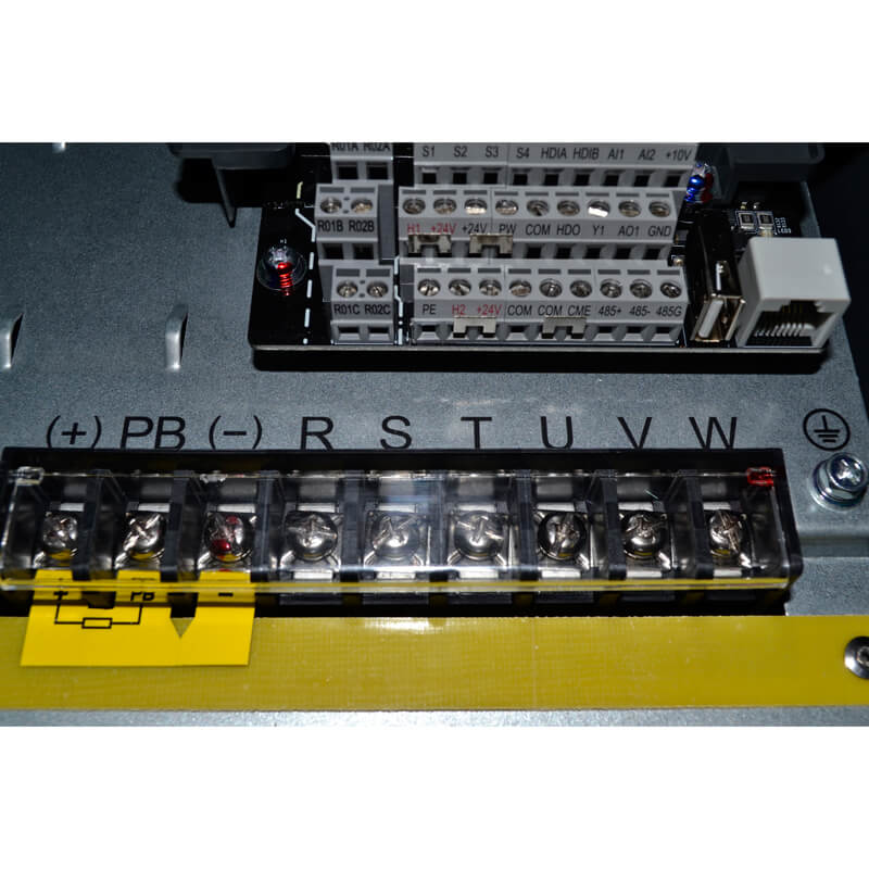 Billede af Frekvensomformer | 15kW - 18,5kW | IP54