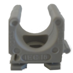 Billede af M16 rørholder | clips til elektrikerrør