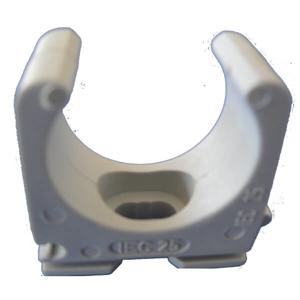 Billede af M25 rørholder | clips til elektrikerrør