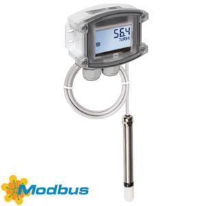 Billede af Modbus fugtføler med kabelsensor | display | ± 1,8%