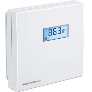 Billede af Modbus CO2 | VOC | fugt | temperatur | display