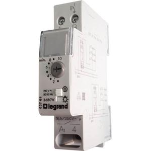 Billede af Trappeautomat 230V til montering på DIN skinne i gruppetavle