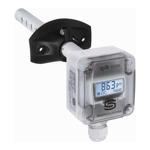 Billede af CO2 føler | kanal | display |0-10V / 4-20mA | relæ | IP65