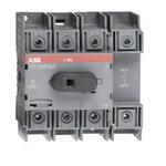 Billede af Hovedafbryder 125A | 4pol | montering på bundplade eller DIN skinne