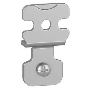 Billede af Vægbeslag til metal monteringsskab. Sættet består af 4 styk.