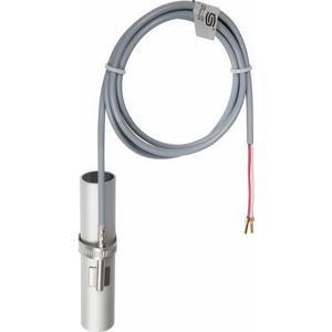 Billede af PT1000 påspændingsføler med kabel. Måleområde: -35...+105°C | 5 meter kabel