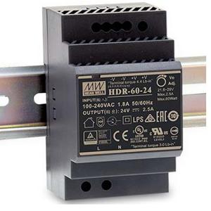 Billede af Strømforsyning 24V/DC | 2,5Amp