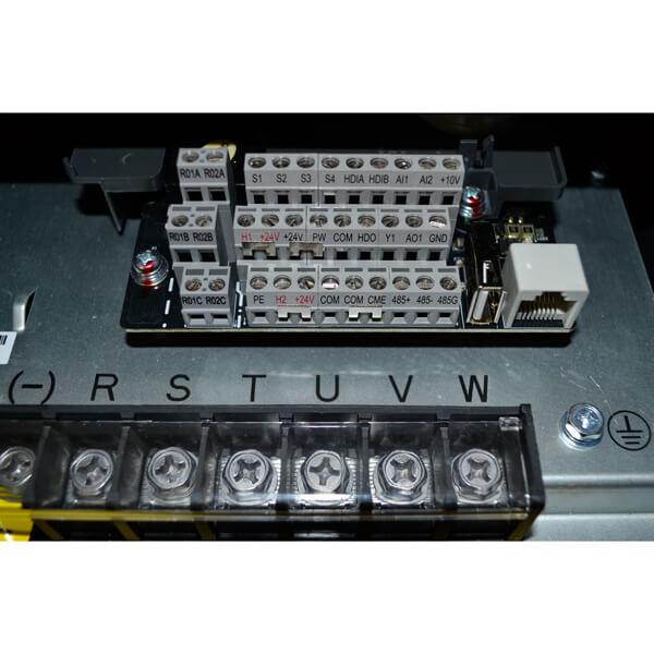 Billede af Frekvensomformer | 18,5kW - 22kW | IP54
