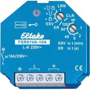 Billede af Trådløs enocean modtager, 230V forsyningsspænding   med 10A / 230V udgangssignal samt strømmåle funktion.