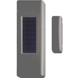 Billede af Trådløs vindue   dørkontakt. Med solarcelle. Antracit glans