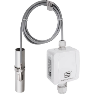 Billede af Påspændingsføler med kabel   4-20mA   IP54 med snaplåg