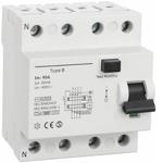 Billede af Type B | RCD | fejlstrømsafbryder 40A | 30mA | AC/DC