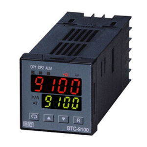 Billede af Controller 4-20mA indgang | Out 1 + Out 2 + Alarm = relæ | Forsyning 230V